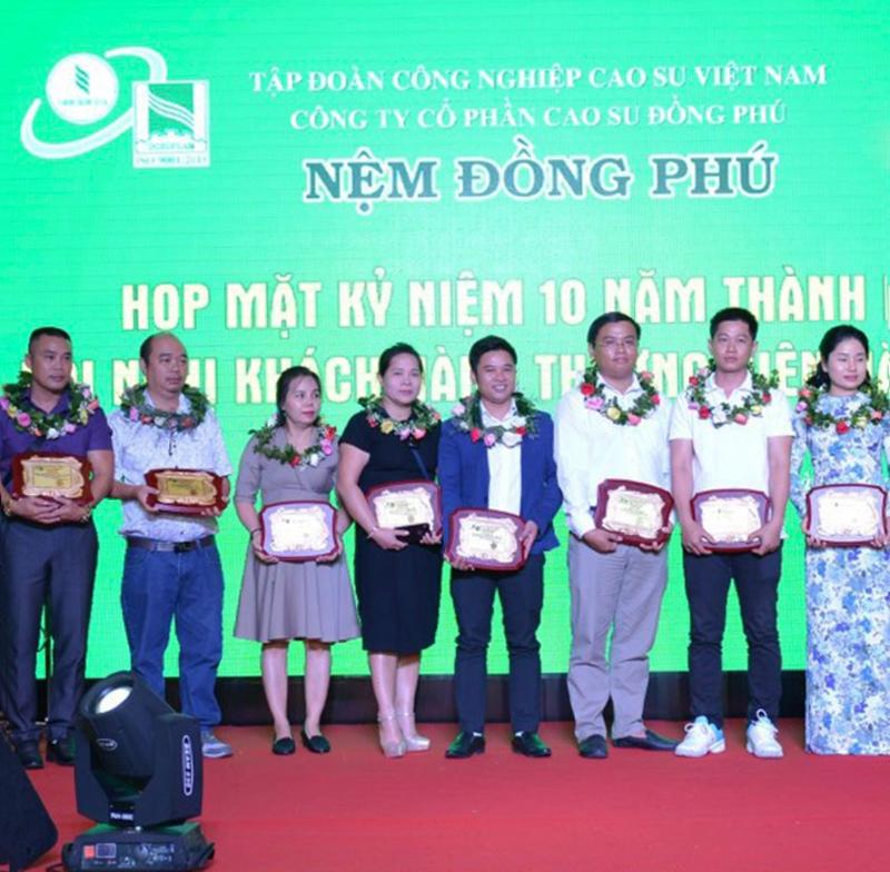 Nệm Đồng Phú