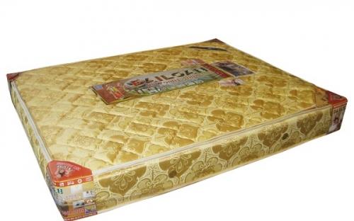 Nệm Lò Xo Đài Loan 3 Viền Bọc Vải 1m6 x 2m x 20cm