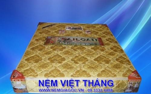 Nệm Lò Xo Đài Loan 2 Mặt Vải Không Bọc 1m6 x 2m x 20cm