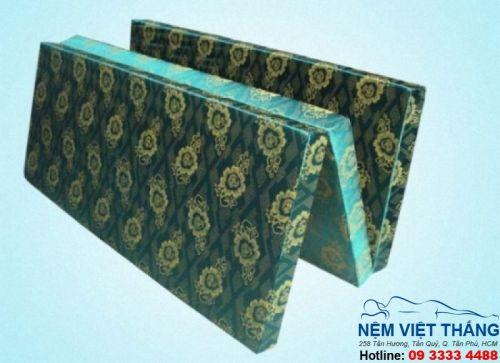 Nệm Bông Ép Hàn Quốc Cotton 1m6 Khuyến Mãi