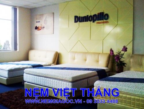 Nệm Cao Su Dunlopillo 1m8 Giá Rẻ Giảm 10%