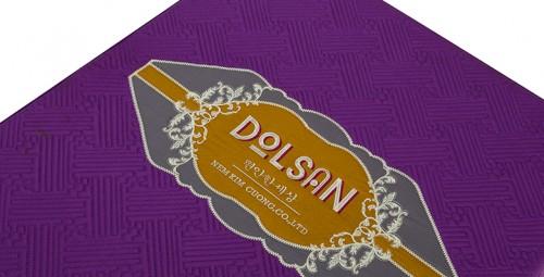 Nệm bông ép gấp 3 Kim Cương Dolsan khuyến mãi giá rẻ 25% TPHCM