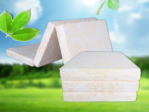 Nệm cao su Đồng Phú gấp 3 giảm giá 35% và quà tặng