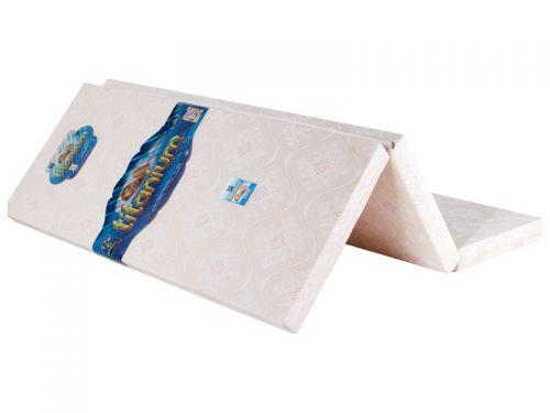 Nệm gấp 3 cao su bông Kim Cương giảm giá 25% và quà tặng