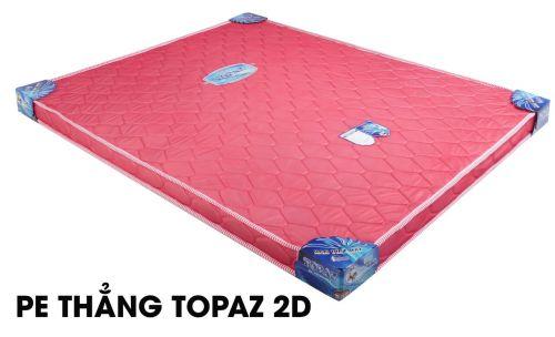 Nệm PE thẳng Topaz vải 2D Hàn Việt Hải giảm giá 10-50%
